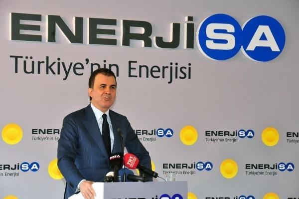 """Enerji ve Tabii Kaynaklar Bakanı Berat Albayrak: """"Yerli Ve Yenilebilir Enerjiye Yöneliyoruz"""""""