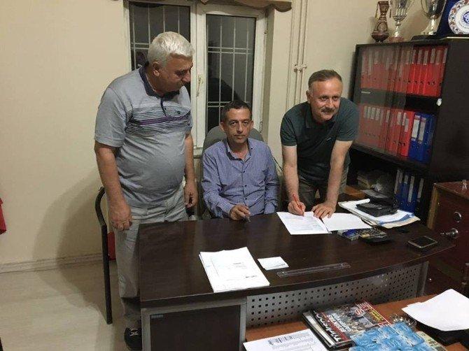 Samsunsporlu Futbolcu 24 Erzincanspor'u Çalıştıracak
