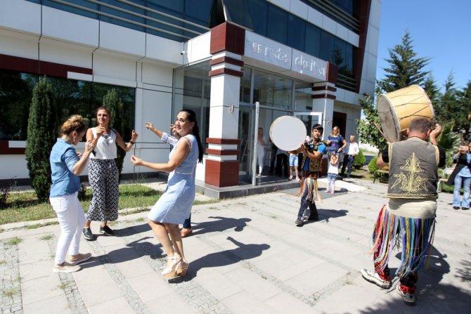 Samsun'da FETÖ Kapsamında Kapanan Özel Armada Okulu Yeniden Hizmete Girdi