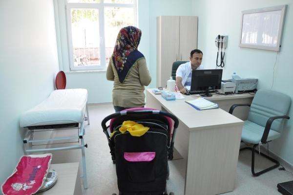 Nizip'te Semt Polikliniği Hizmete Girdi