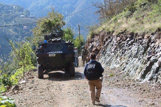 Giresun'un Çanakçı İlçesinde Köylüler Silahlanıp PKK'lı Avına Çıktı