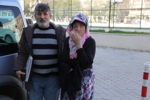 Hırsız Kadın, Ev Sahibine Yakalandı