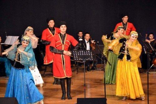 'İki Canda Bir Yürek' Kardeşlik Konseri Düzenlendi