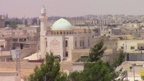 IŞİD Kuşatılan Münbiç'e 3 Koldan Saldırdı