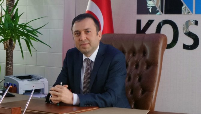 KOSGEB Samsun İl Müdürü Ahmet Dursunoğlu Müjdeyi Verdi