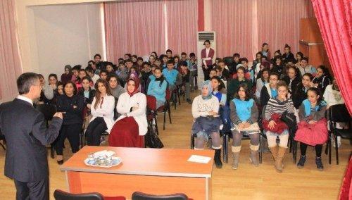 LÖSAM Tekkeköy Ortaokulu'nda