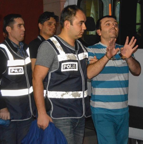 Gülen'in Damadı Tutuklandı