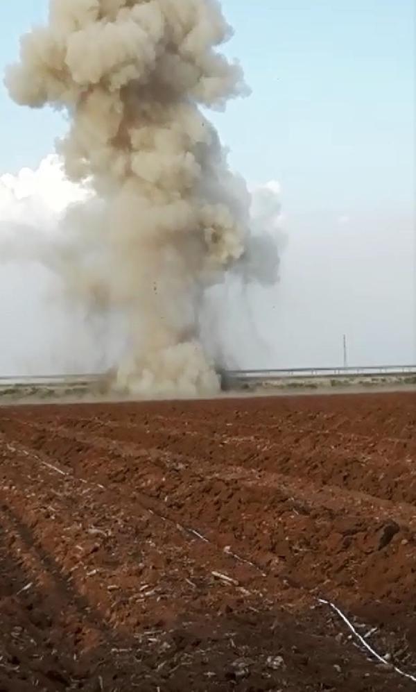 Mardin'de Karayoluna Patlayıcı Tuzaklayan PKK'lı Etkisiz Hale Getirildi