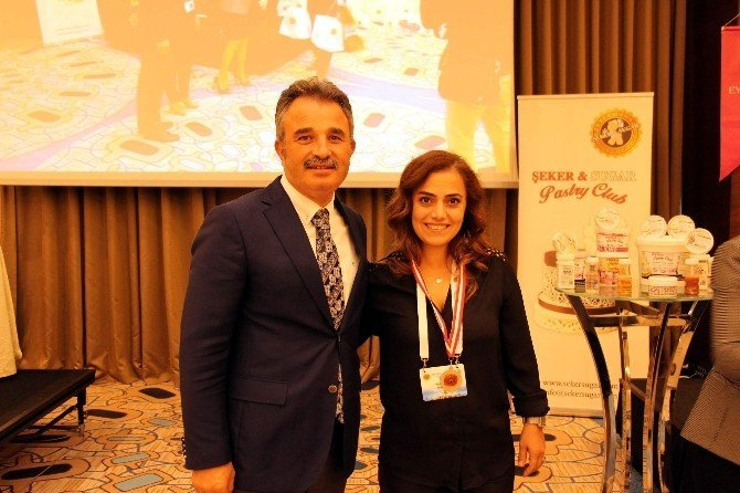 Samsun'da Pasta Yarışmasında Dereceye Girenler Belli Oldu