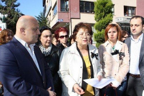 MHP'li Kadınlar 8 Mart Dünya Kadınlar Günü'nü Kutladı