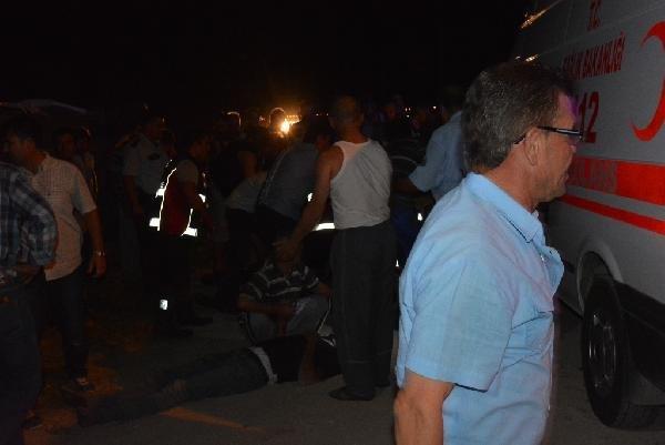 Niğde'de Tren Kazası; 3 Ölü 13 Yaralı