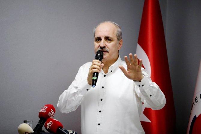 Numan Kurtulmuş Ordu'dan Kılıçdaroğlu'na Seslendi