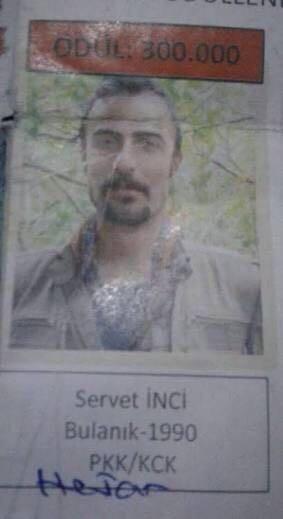 Ordu'da Öldürülen Teröristin Kimliği Belirlendi