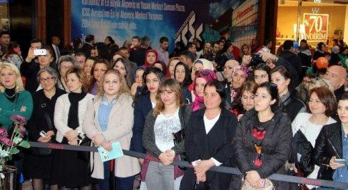 Piazza AVYM, Sayarı ve Akgül'ü Ağırladı