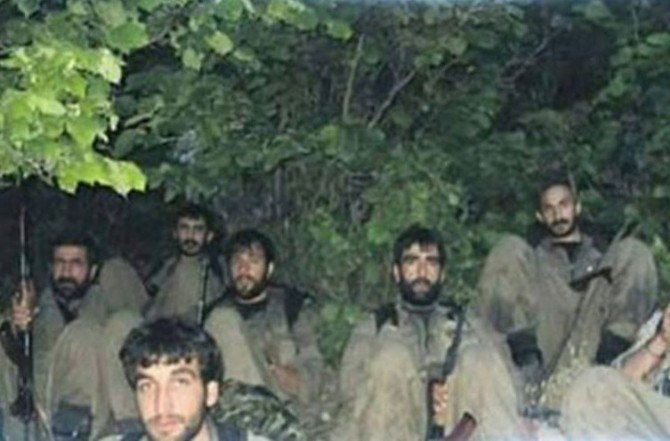PKK Karadeniz'e 1993 Yılında Girmiş