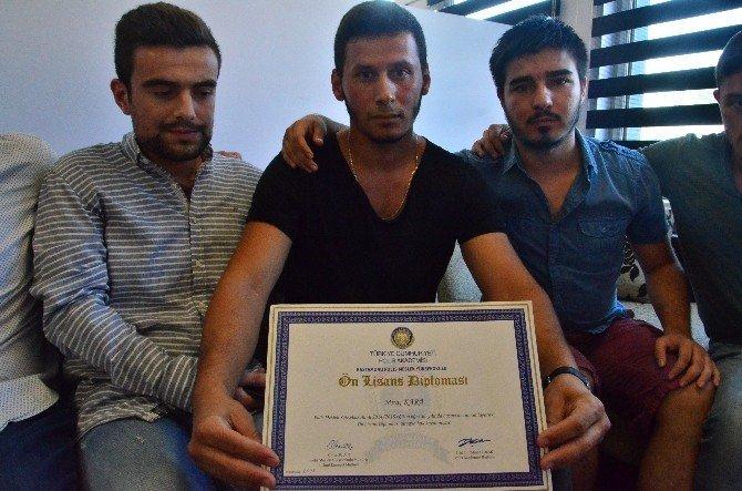 Samsun Polis Meslek Yüksekokulu'nda