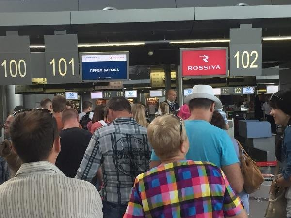 Ruslar Akın Akın Antalya'yaya Geliyor
