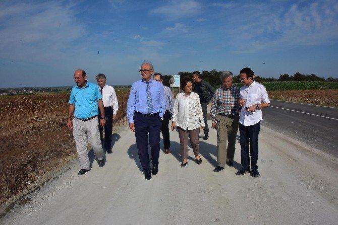 Başkan Yılmaz'dan Bafralıya Bayram Hediyesi