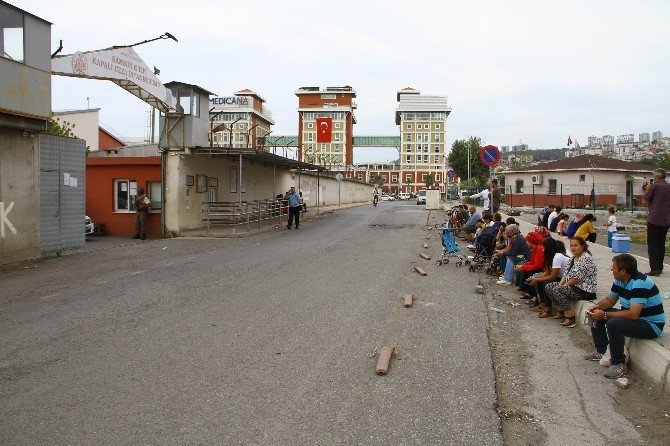 Samsun Kapalı Cezaevi'nde Heyecanlı Bekleyiş