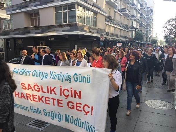 Samsun İl Halk Sağlığı Müdürü Dr. Kasapoğlu: Her 4 Çocuktan 3'ü Hiç Spor Yapmıyor