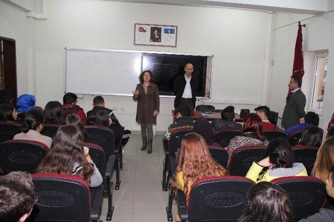 Samsun Gazi Anadolu Lisesi'nden Örnek Proje