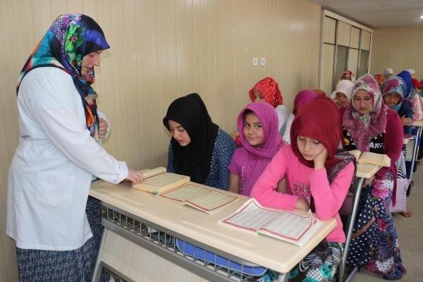 Samsun'da Yaz Kuran Kurslarında Bu Yılki Teması 'Sevgi'
