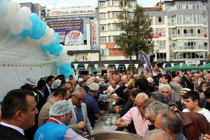 Semerkand Vakfı'ndan Samsun'da 'Aşure Günü' Etkinliği