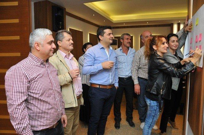 Samsun'da Oda ve Borsa Personellerine Problem Çözme Eğitimi