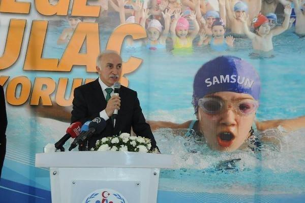 Samsun Valiliği Projesine Başbakan Binali Yıldırım'dan Övgü