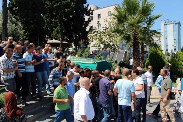 Samsun'da Denizde Boğulan Mühendis Toprağa Verildi