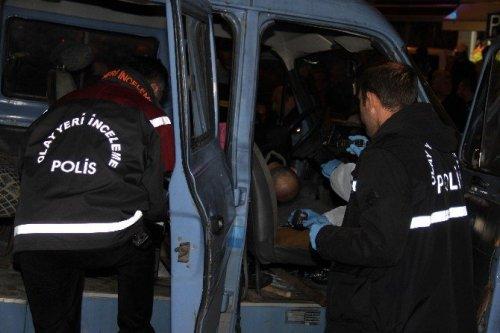 Samsun'da Korkunç İnfaz!