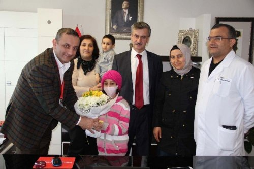 Samsun'da Lösam 'Tıp Bayramı'nı Kutladı
