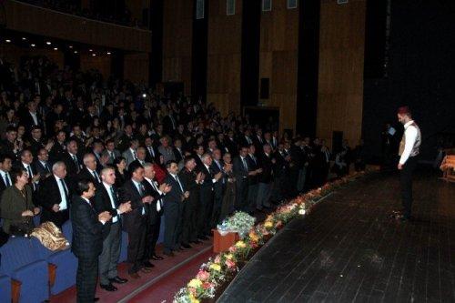 Samsun'da Mehmet Akif Anıldı