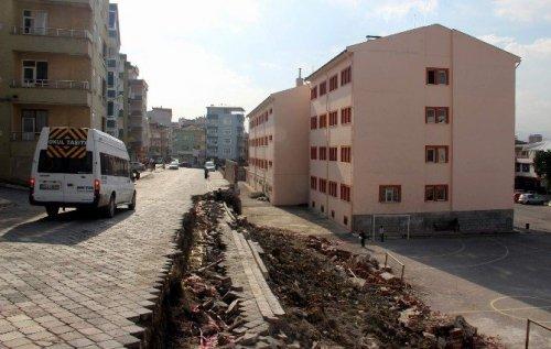 Samsun'da Öğrenciler Okula Gitmek İstemiyor