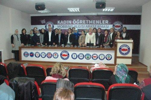 Samsun'da Öğretmen Kadınlar Mobbing Görüyor