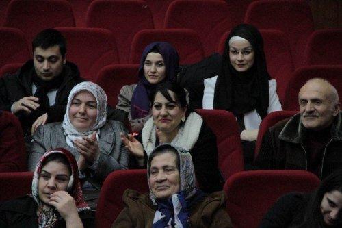 Samsun'da Ozanlardan Sanatçılara Gönderme