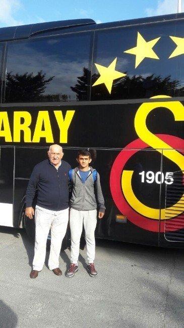 Samsun'dan Galatasaray'a Süper Yetenek
