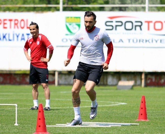Samsunspor, Kampta 10 Amatör Futbolcu Deneyecek