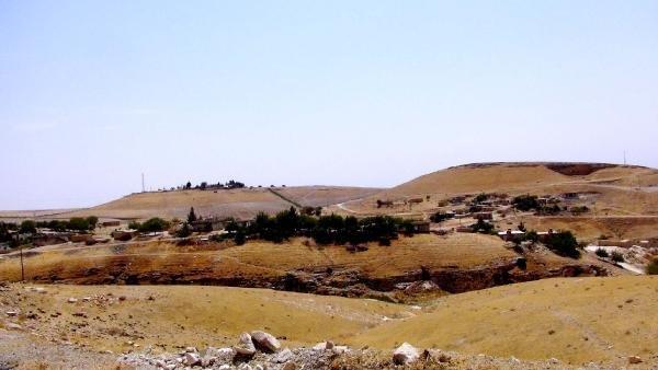 Şanlıurfa'da Tank Ve Obüslerin Namluları Cerablus'a Çevrildi