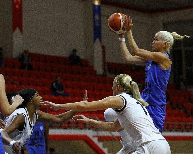 Uluslararası 1. Samsun Cup Kadınlar Basketbol Hazırlık Turnuvası