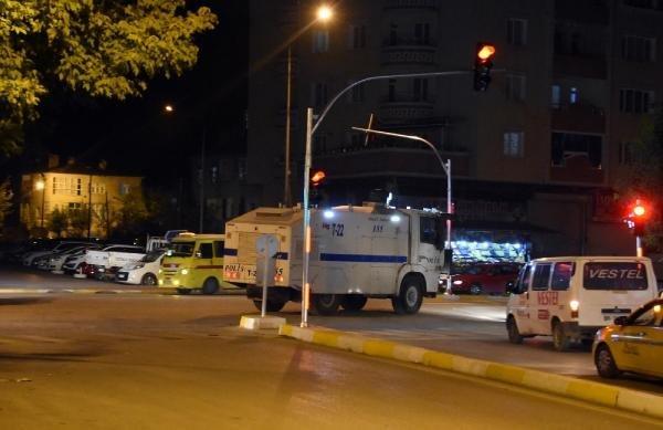 Van'da İpekyolu Emniyet Müdürlüğü'ne Silahlı Saldırı,