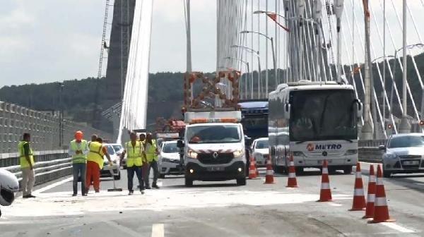 Yavuz Sultan Selim Köprüsü'nde Selfie Çılgınlığı Devam Ediyor
