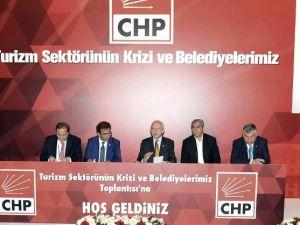 Kemal Kılıçdaroğlu Turizmciler İle Buluştu