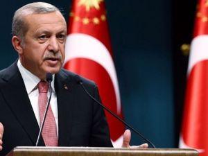 Erdoğan: 'Bağırsan duyulacak adaları Lozan'da verdik, zafer mi bu?'