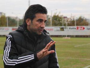 Samsunspor Teknik Direktörü Özköylü: ''Delikalılarsa Fenerbahçe'nin Hocasına da Ceza Versinler''