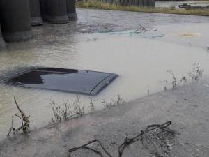 Rize'de İlginç Kaza