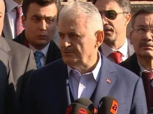 Başbakan Yıldırım: Bu Bir Tecavüze Af Değildir